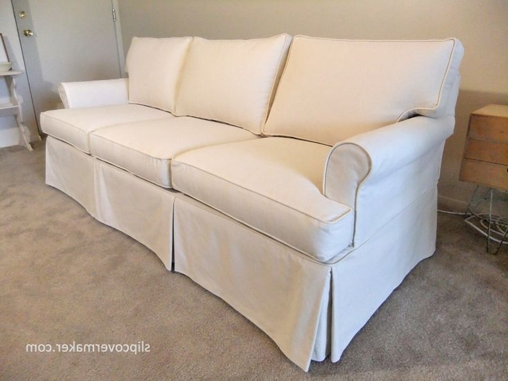 Slipcovers Sofas In Most Recently Released 9 Best Sherry's Sofa & Chair Slipcovers Images On Pinterest (View 2 of 10)