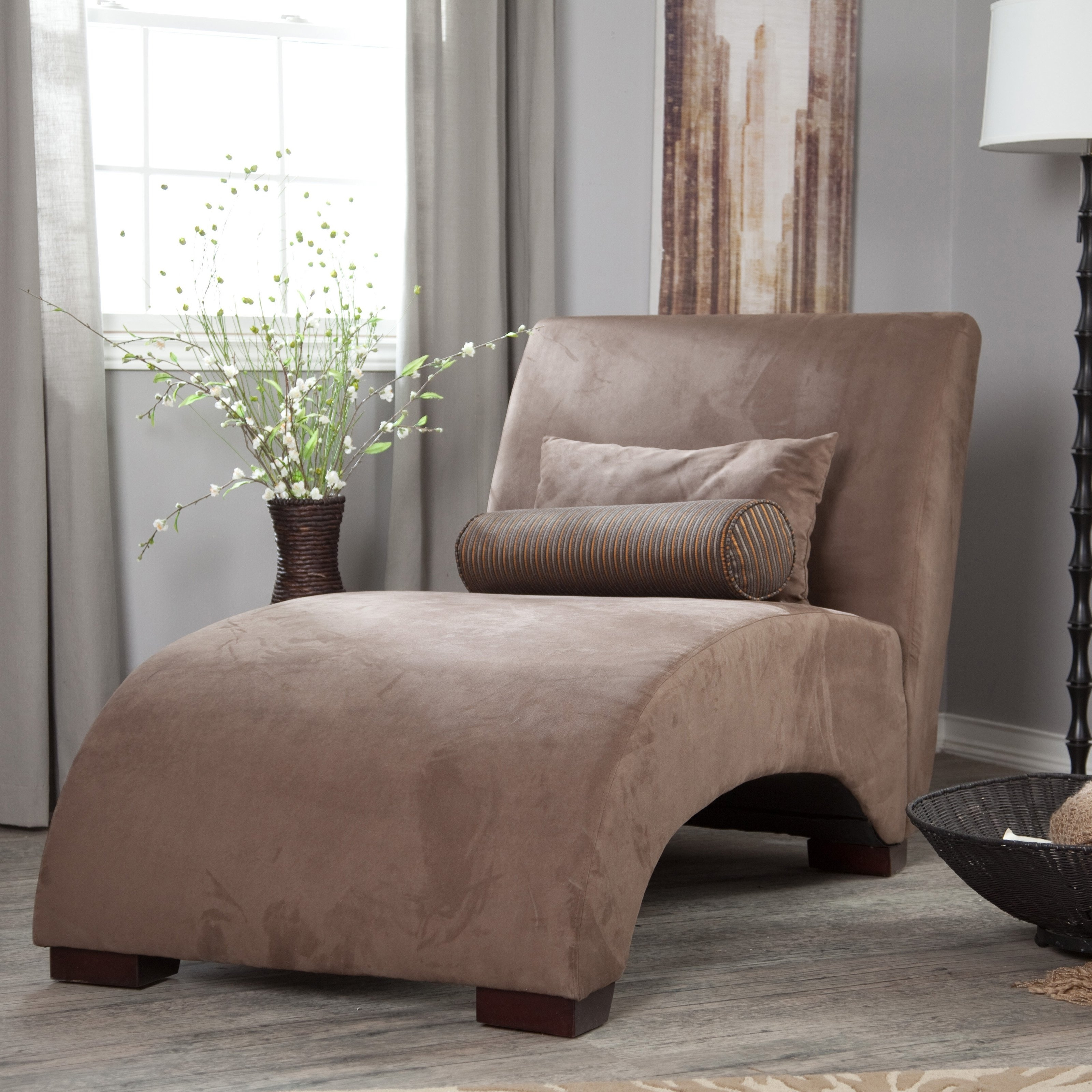 Small Chaise Lounge Chairs For Bedroom Inside Most Up To Date Small Chaise Lounge Chair For Room Brilliant Convertible Living (View 4 of 15)