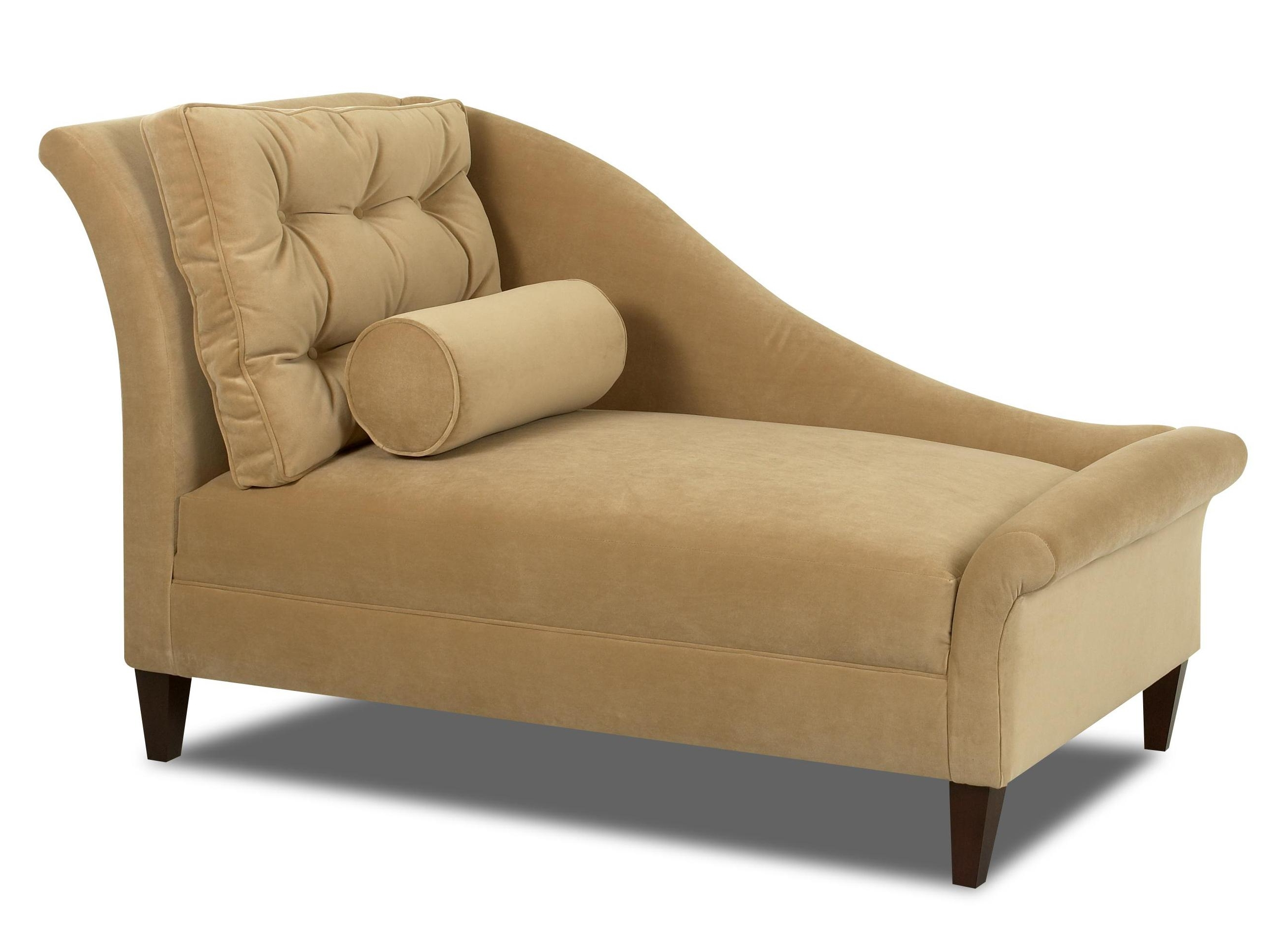 Small Chaise Lounges Within Well Known Convertible Chair : Small Chaise Lounge Chair Tufted Chaise Lounge (View 13 of 15)