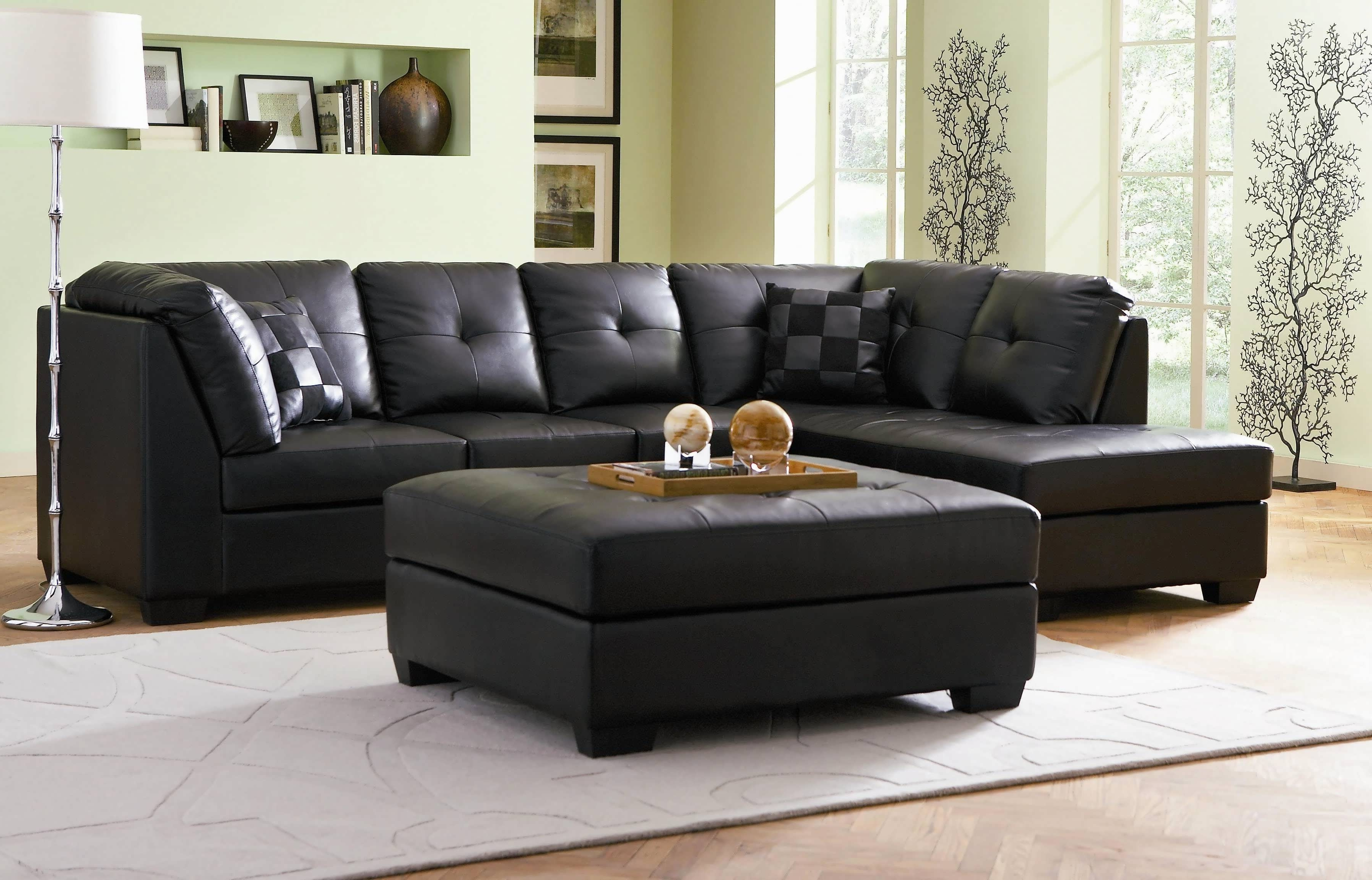 Small Chaise Sectionals Intended For 2018 Sofa : Big Sectional Couch Discount Sectionals Living Room (View 7 of 15)