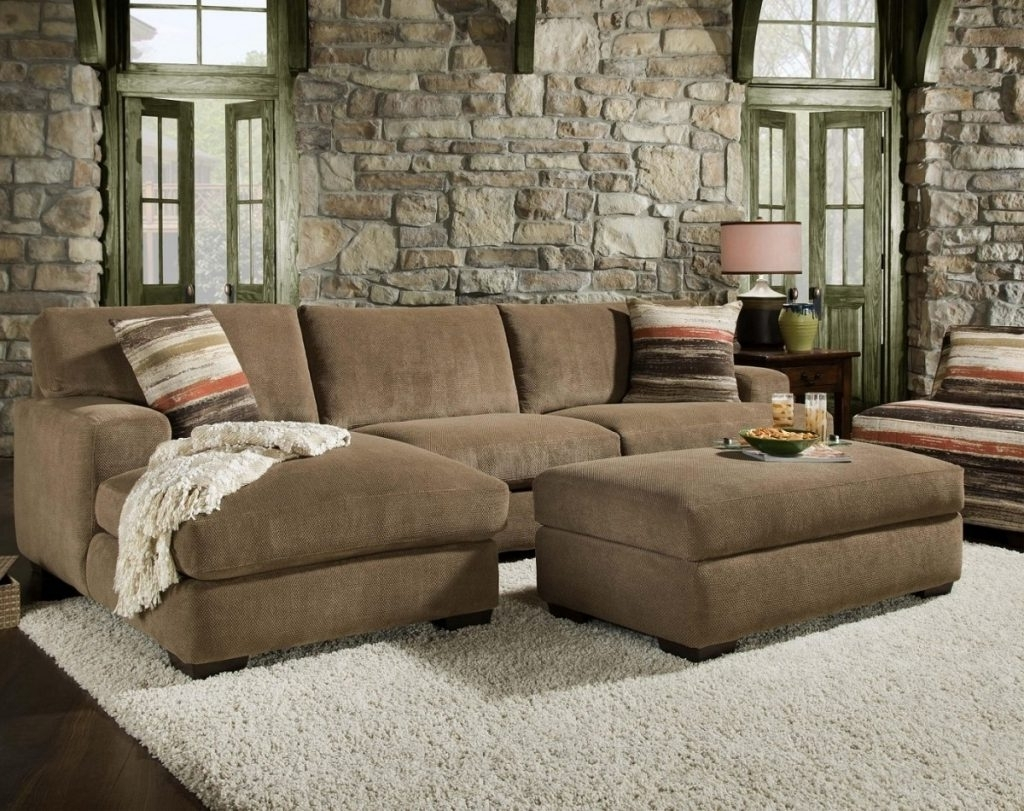 Small Couches With Chaise With Regard To 2018 Sofa ~ Luxury Leather Sofa With Chaise Lounge Cute Small Sectional (View 12 of 15)