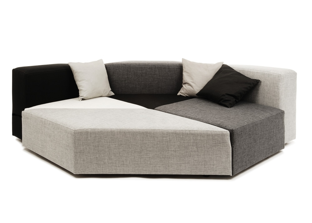 Small Modular Sofas Within Well Liked Small Modular Sofa Superb 13 Sofas For Spaces Gnscl Regarding (View 3 of 10)