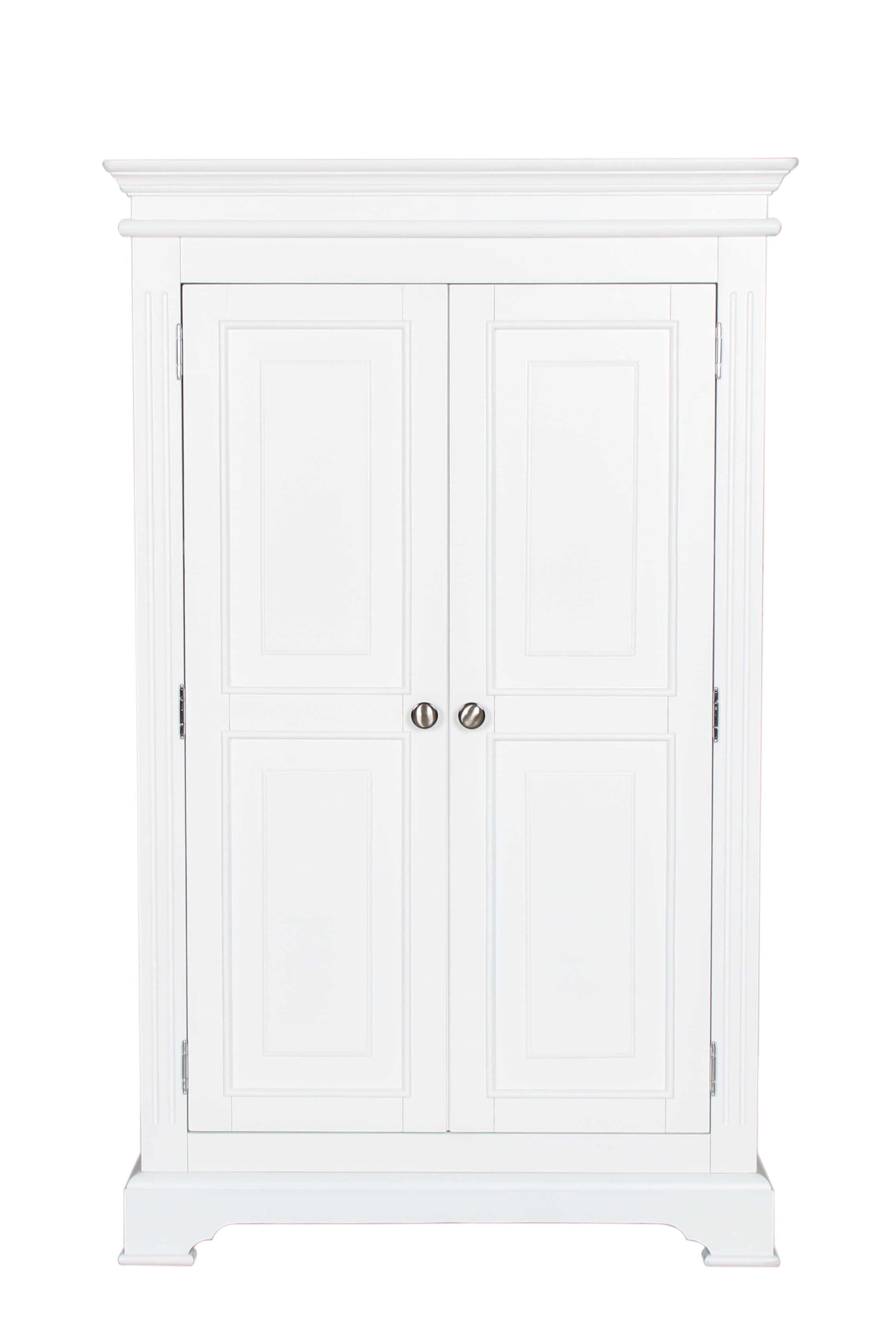 Small Single Wardrobes Pertaining To Latest Seattle 2 Door Wardrobe £ (View 6 of 15)