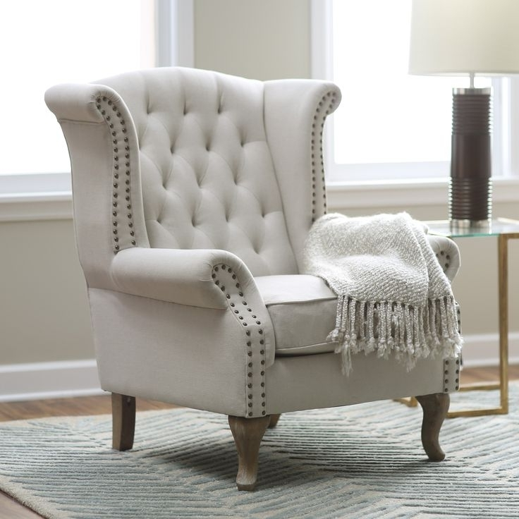Sofa Arm Chairs For Most Current Sofa : Magnificent Armchair In Living Room Armchairs For Cream (View 7 of 10)