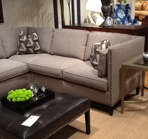Sofa Beds Design: Astonishing Traditional Small Scale Sectional Regarding Well Known Small Scale Sofas (View 7 of 10)