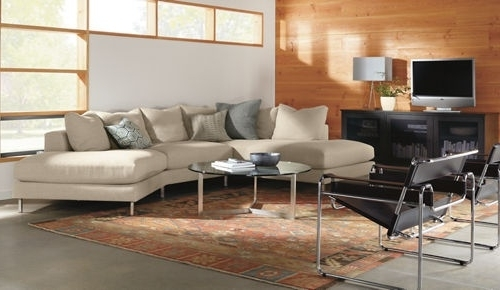 Sofa Beds Design: Breathtaking Contemporary Room And Board Intended For  Latest Room And Board Sectional