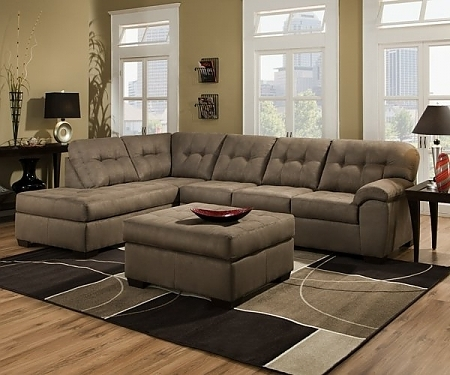 Featured Photo of Simmons Sectional Sofas