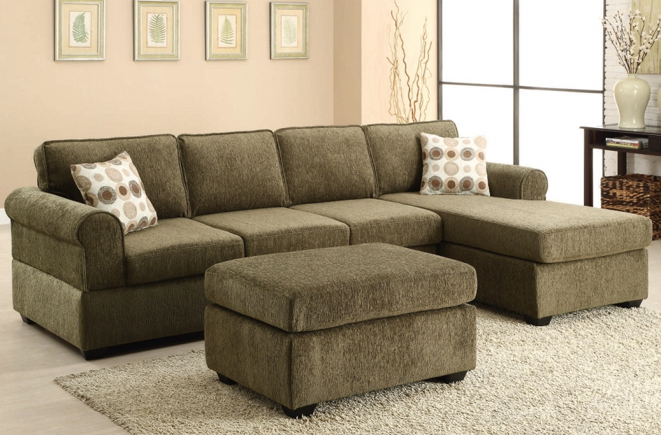 Sofa Beds Design: The Most Popular Contemporary Sectional Sofa Intended For Widely Used Green Sectional Sofas With Chaise (View 10 of 10)