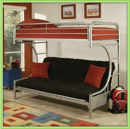 Sofa Bunk Beds With Regard To Preferred Metal Folding Sofa Bunk Beds,king Size Sofa Bed – Buy Metal (View 4 of 10)