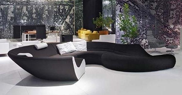 Sofa Design Ideas Regarding Favorite Semicircular Sofas (View 4 of 10)