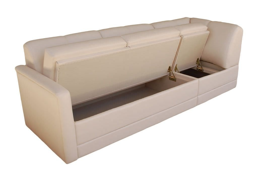 Sofa Design: Yacht Compartment Storage Sofa Portable Design Good Within Fashionable Storage Sofas (View 9 of 10)