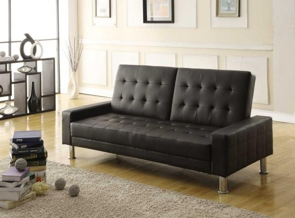 Featured Photo of Cheap Black Sofas