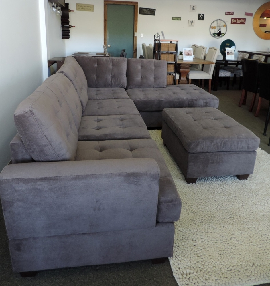 Sofa: Modular Sectional Sofa. Leather Sofas And Sectionals (View 3 of 15)