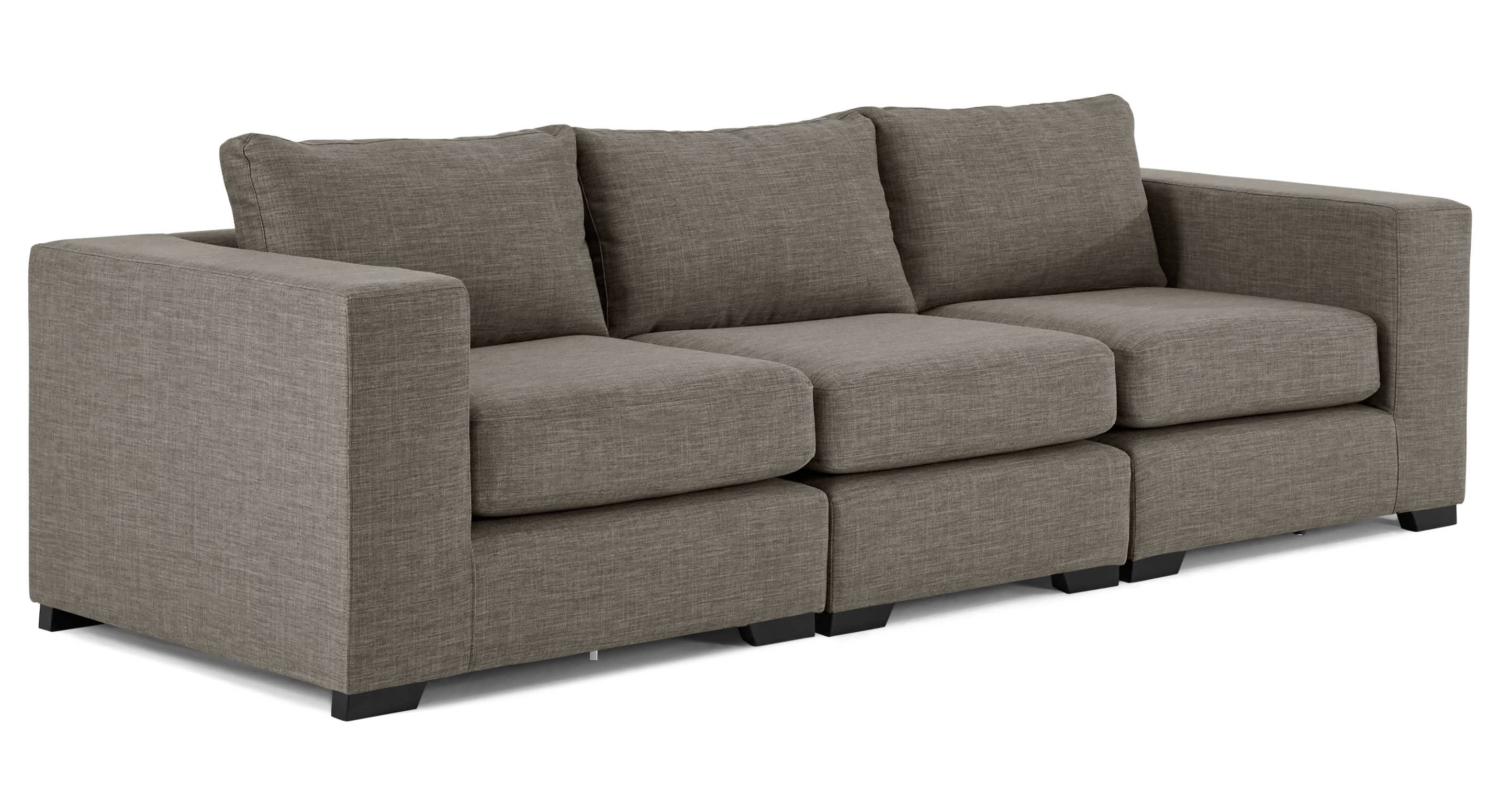 Sofa : Sectionals For Sale Chaise Sofa Leather Sectional Sofa Grey For Widely Used Chaise Sofa Sectionals (View 14 of 15)