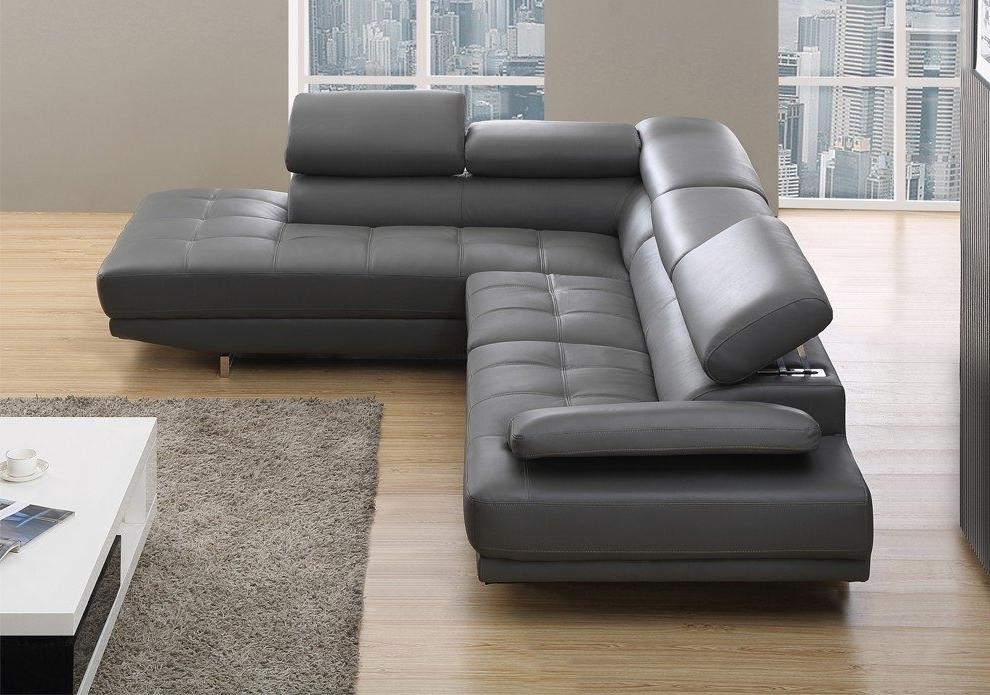 Sofas Throughout Trendy Leather Corner Sofas (View 10 of 10)