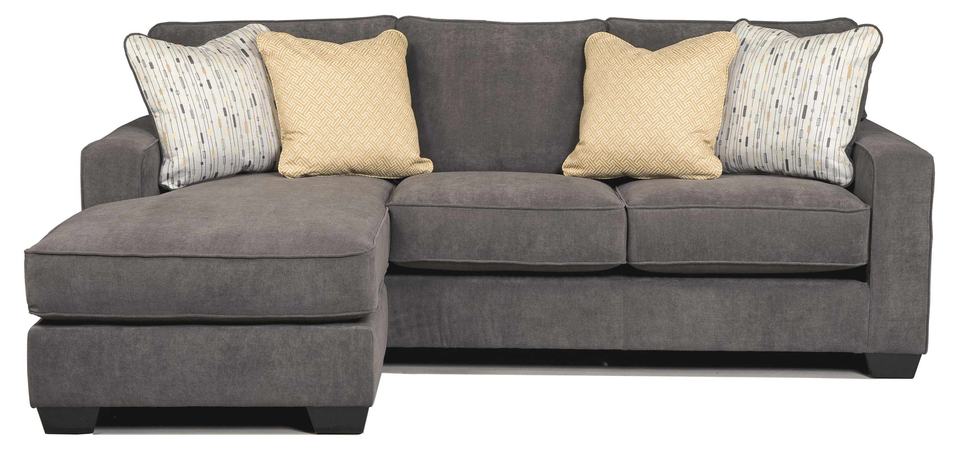 Sofas With Chaise Pertaining To Most Recent Ashley Signature Design Hodan – Marble 7970018 Contemporary Sofa (View 10 of 15)