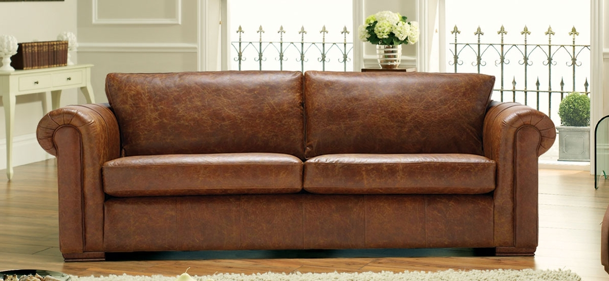 Featured Photo of 3 Seater Leather Sofas