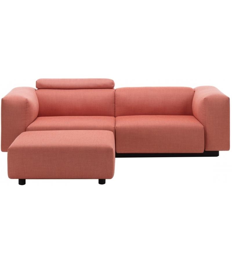 Soft Modular Sofa Vitra – Milia Shop With Regard To Current Soft Sofas (View 9 of 10)