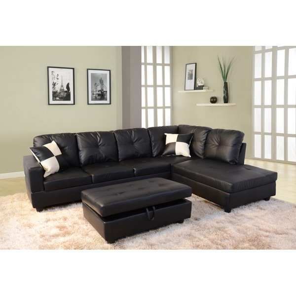 Starhomelivingcorp Sectional With Ottoman & Reviews (View 9 of 10)