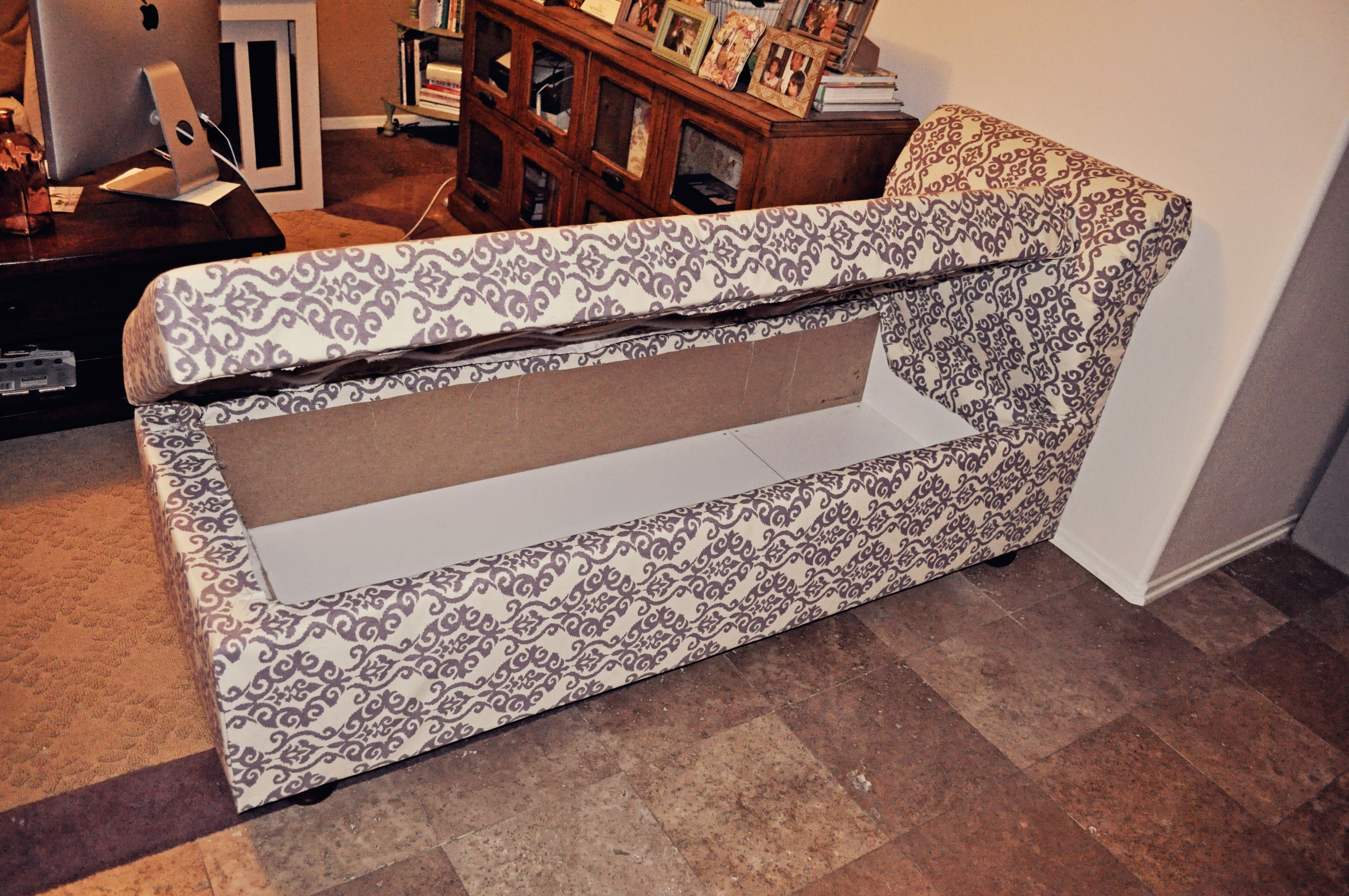 Storage Chaise Lounge – Diy Projects With Regard To Storage Chaise Lounges (View 8 of 15)