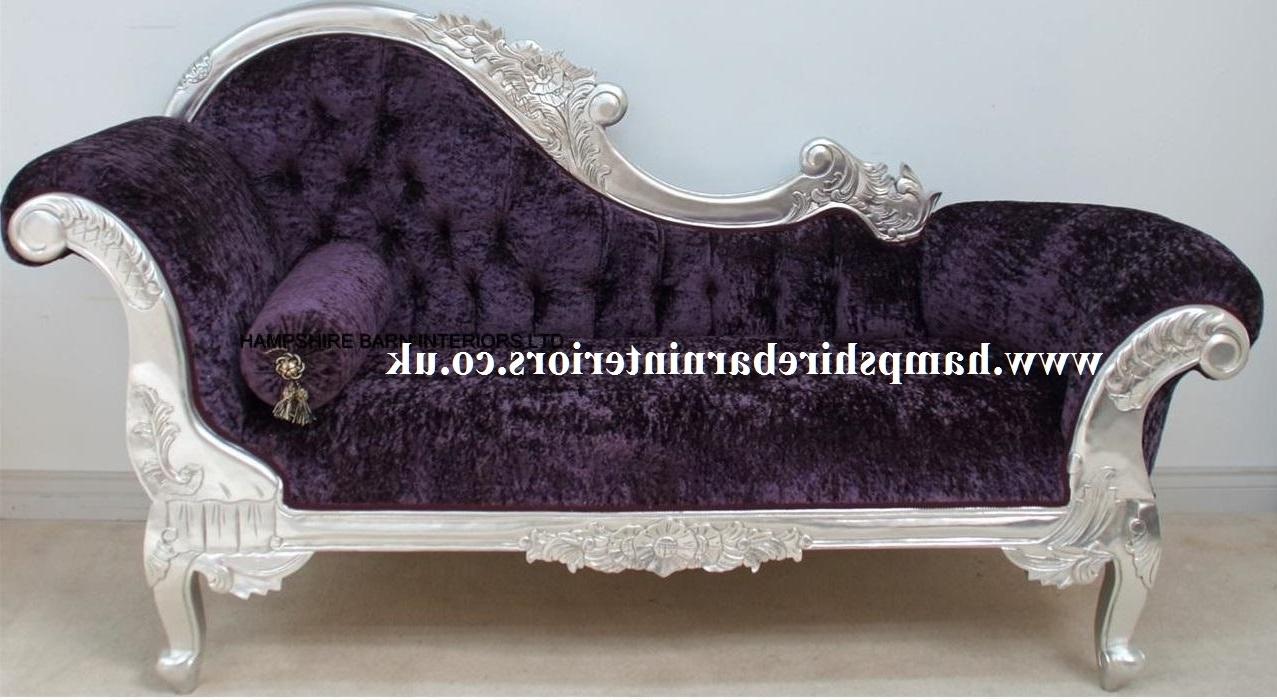 Stunning Purple Chaise Longue Ideas – Joshkrajcik – Joshkrajcik Within Fashionable Purple Chaises (View 13 of 15)