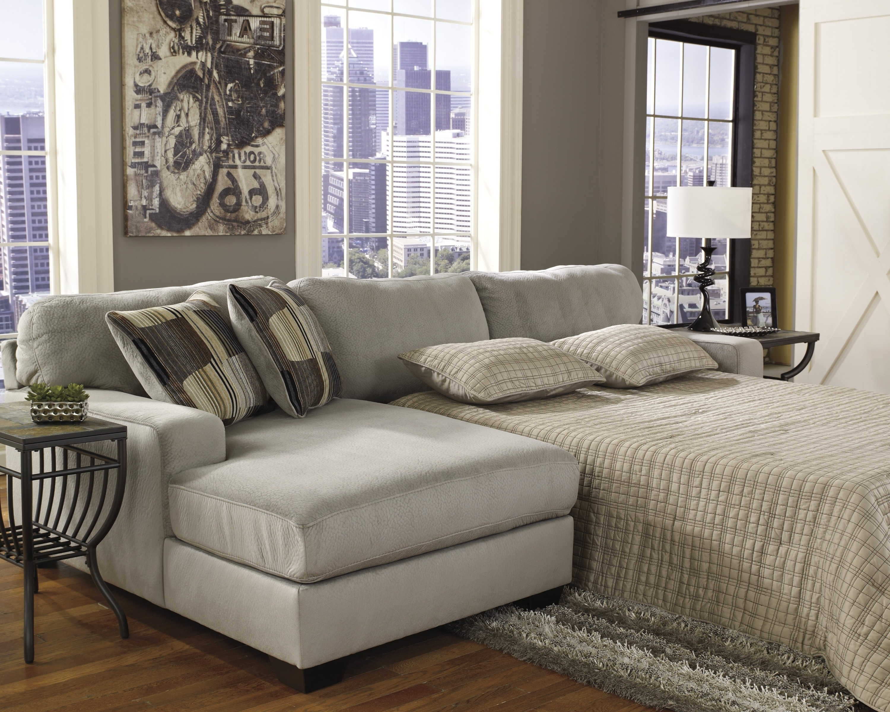 Stunning Sectional Sleeper Sofa With Chaise Latest Cheap Furniture Intended For Famous Sectional Sleeper Sofas With Chaise (View 15 of 15)