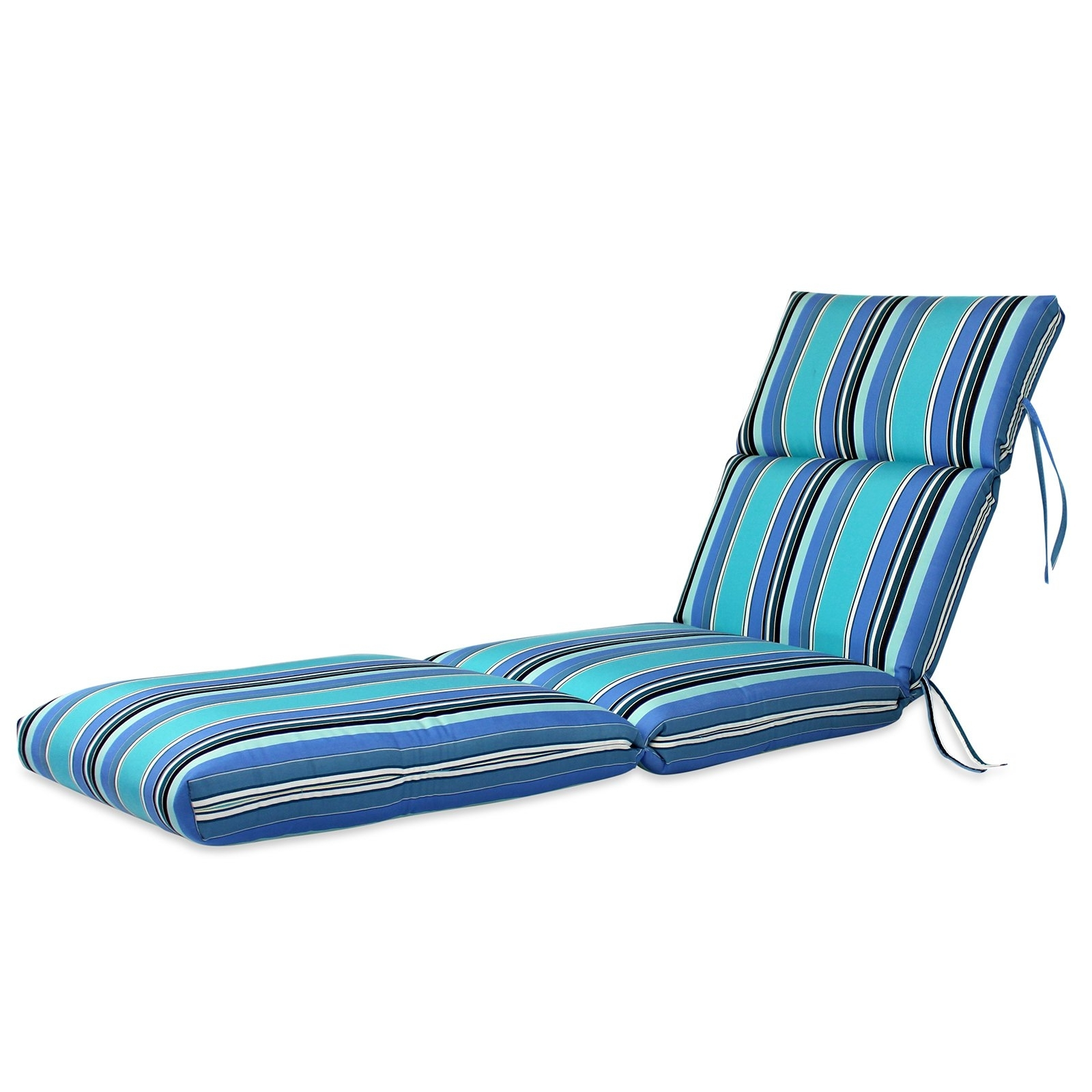 Sunbrella Chaise Lounge Cushions Throughout Trendy Comfort Classics 72 X 22 In (View 14 of 15)