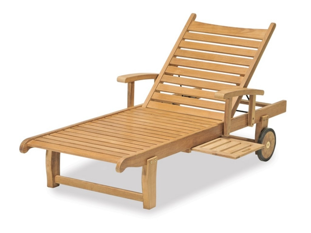 Teak Chaise Lounge Chairs – Visionexchange (View 5 of 15)