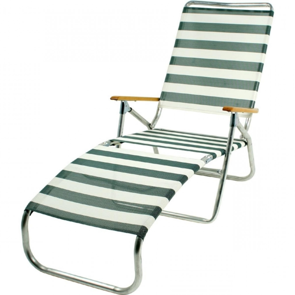 Telescope 821 Folding Chaise Lounge Beach Chair In Inspiration In Most Popular Chaise Lounge Folding Chairs (Gallery 1 of 15)