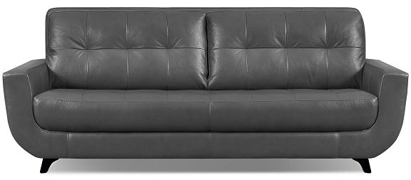 The Brick Leather Sofas With Popular Best Apartment Sofa Leather Contemporary – Liltigertoo (View 10 of 10)