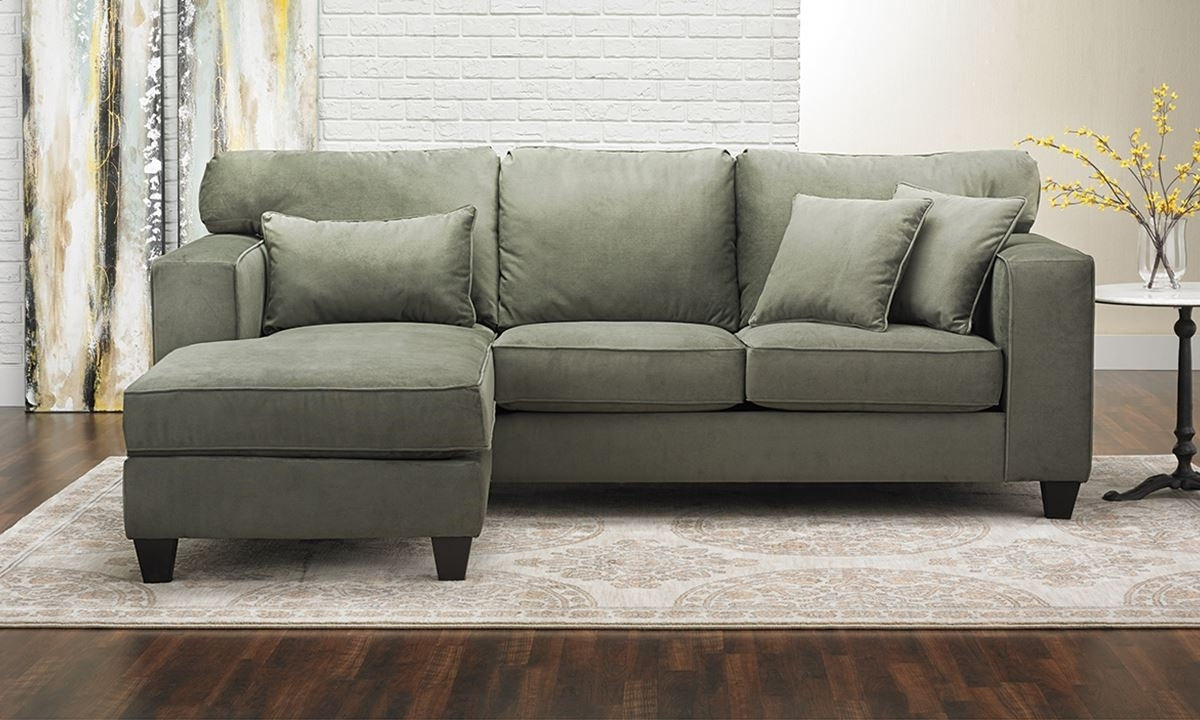 Featured Photo of Sectional Chaise Sofas