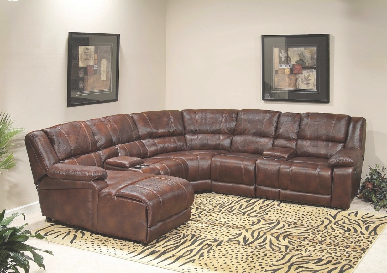 The Most Popular Sectional Sofas With Recliners And Chaise 38 For Intended For Popular Chaise Recliners (View 2 of 15)