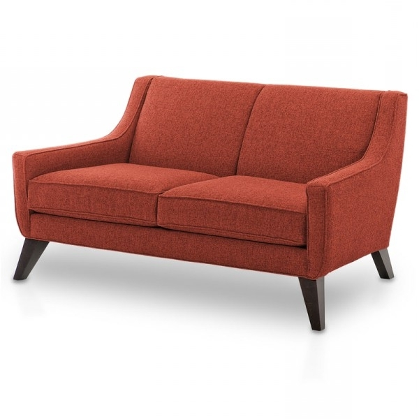 Tiny Sofas Inside Most Up To Date Best Sofas And Couches For Small Spaces: 9 Stylish Options (View 2 of 10)