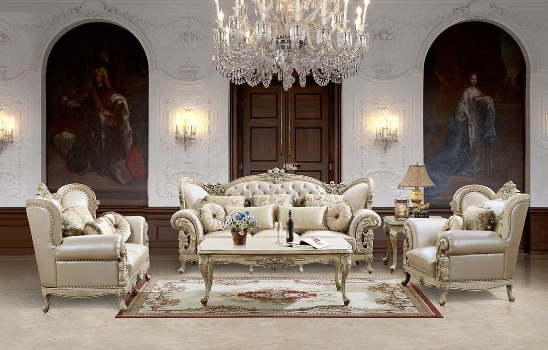 Traditional Luxury Fabric Sofa Hd (View 8 of 10)