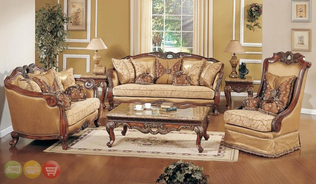 Traditional Sofas Acerito Traditional Sofa Ac 55 Sofas Thesofa