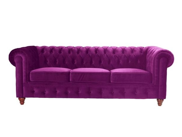 Featured Photo of Velvet Sofas