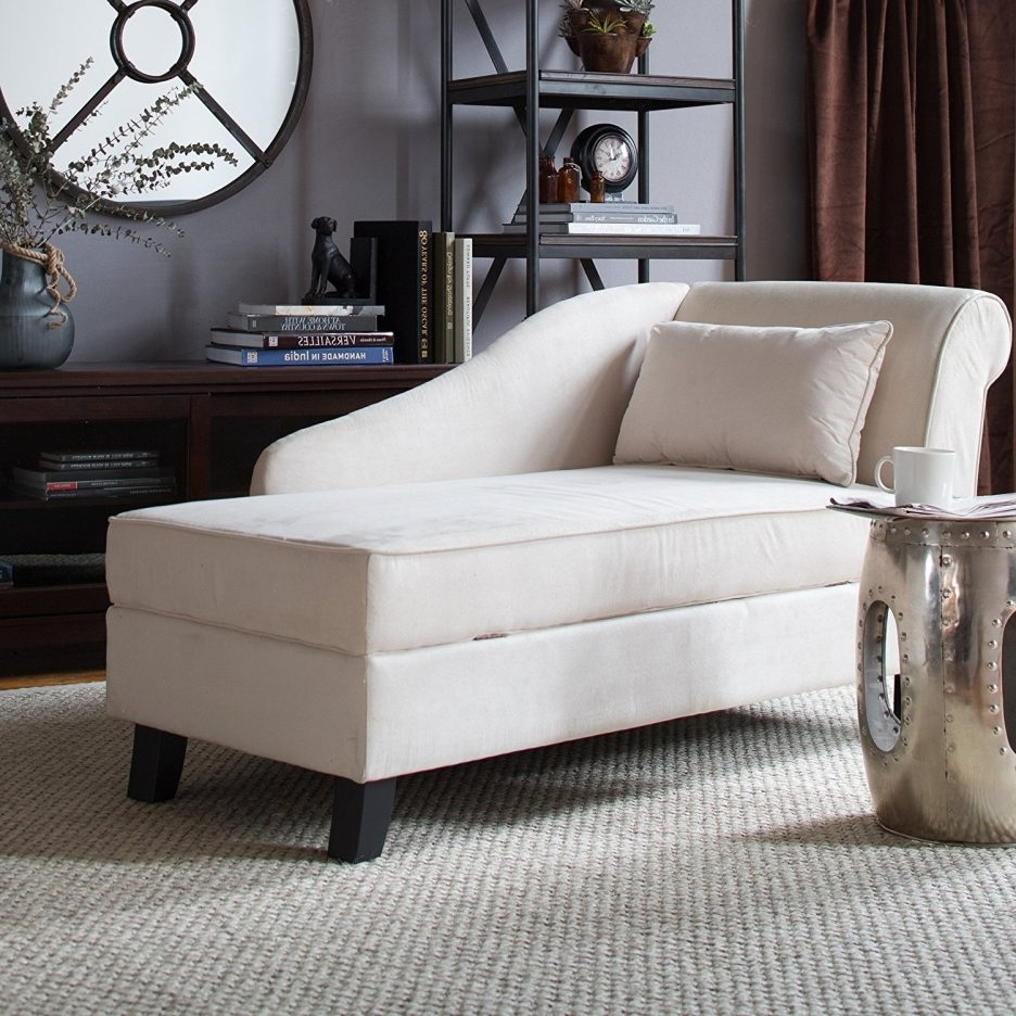Trendy Bedroom Chaise Lounge Chairs Within Living Room : Chaise Longue Sofa Bed Tufted Chaise Lounge Sofa (View 12 of 15)
