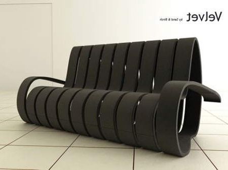 Trendy Creative And Unusual Sofa Designs Within Unusual Sofa (View 4 of 10)