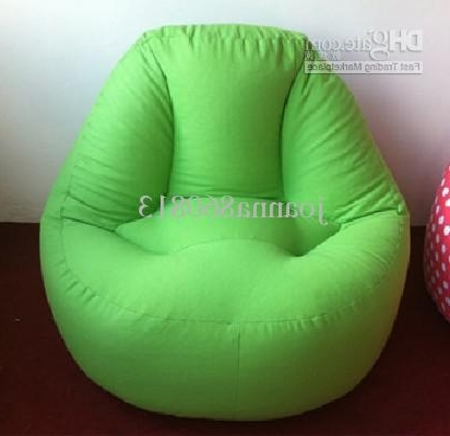 Trendy Lazy Sofa Chairs Pertaining To Fashion Mutlicolor Lazy Chair Beanbag Chair Bean Bags Lazy Sofa (View 2 of 10)