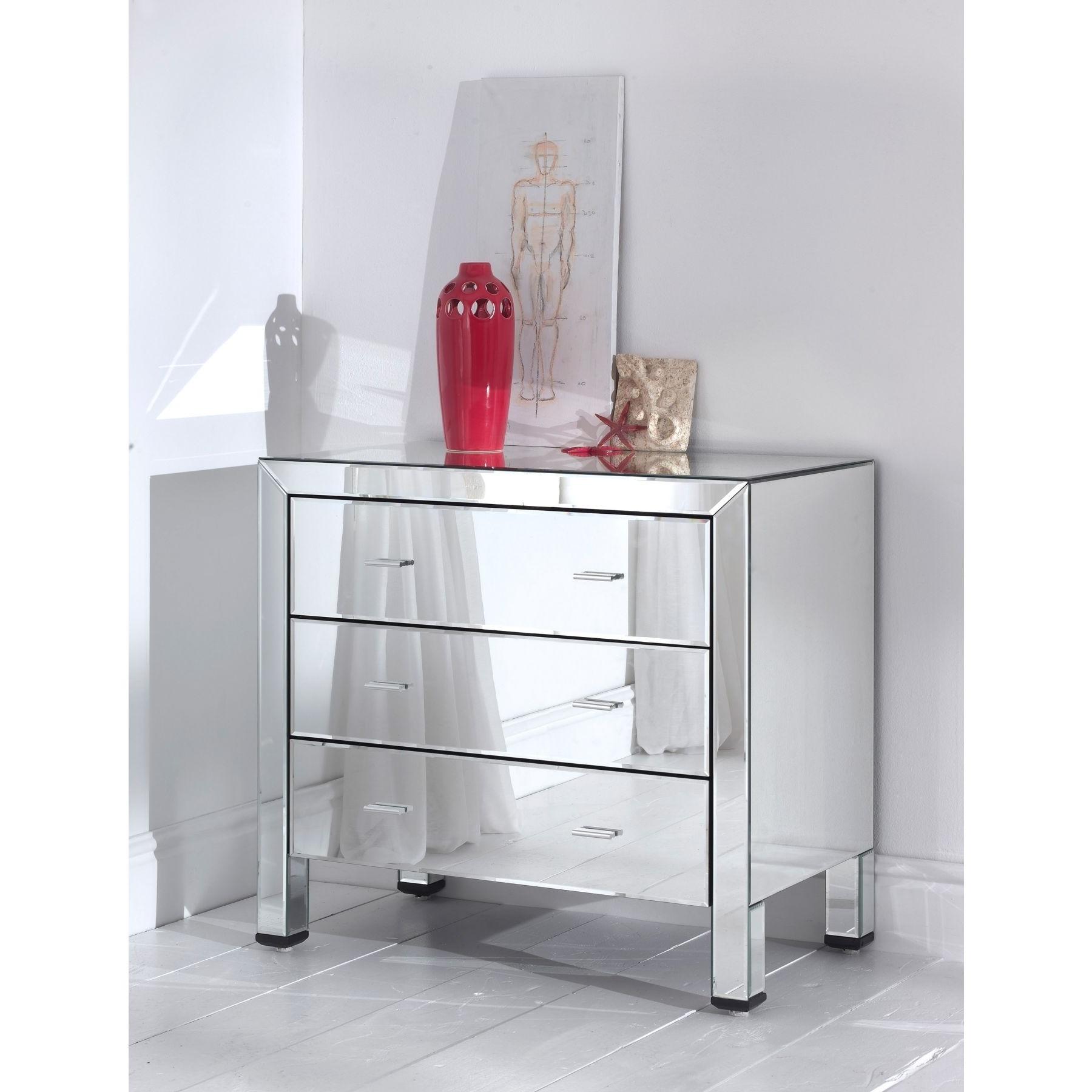 Trendy Mirror Dresser (View 13 of 15)