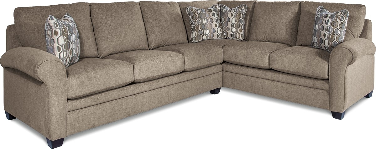 Trendy Natalie Sectional Sofa – Town & Country Furniture Throughout La Z Boy Sectional Sofas (View 6 of 10)
