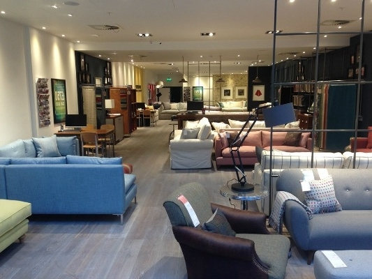 Trendy New Sofa Workshop Shop Opens In Westfield Stratford City – Sofa With Stratford Sofas (View 9 of 10)