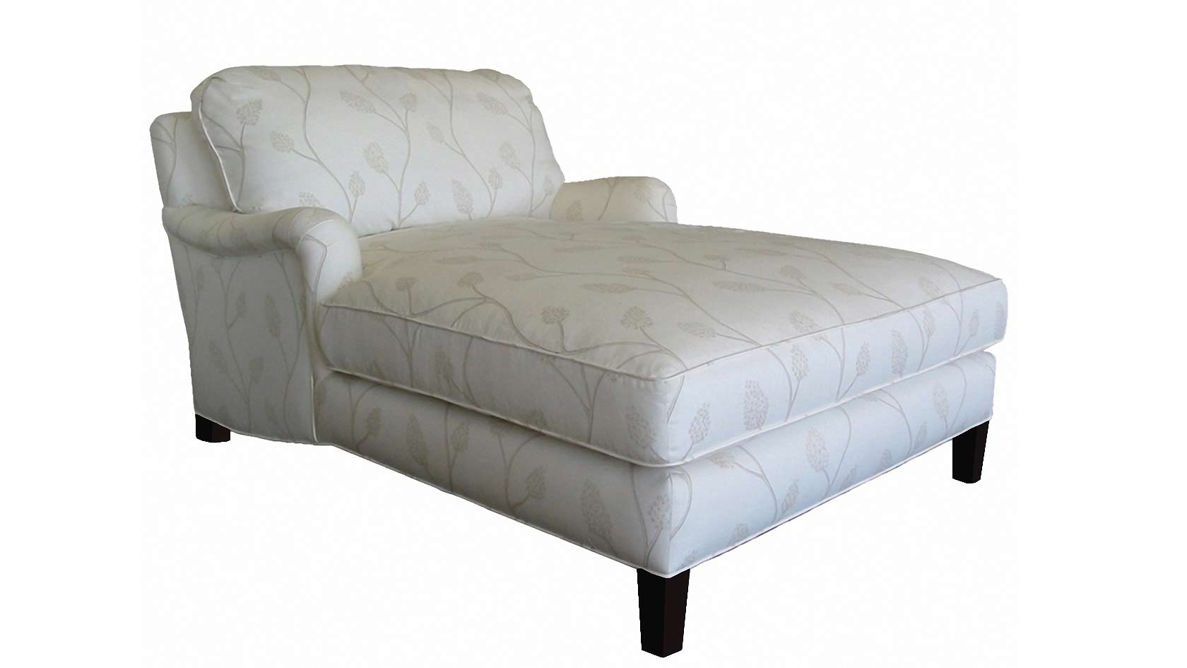 Trendy Plush Home Chelsea Double Chaise Lounge Pertaining To Double Chaise Lounges (View 13 of 15)