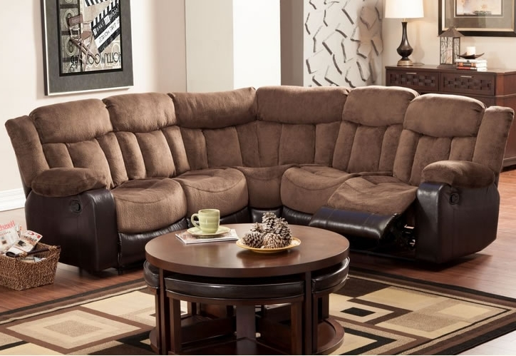 Trendy Sectional Sofa Design Best Of The Recliner Sofas Within Ideas 13 With Craftsman Sectional Sofas (View 8 of 10)
