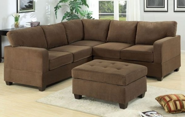 Trendy Sectional Sofas : Mini Sectional Sofas – Seating – Small Sectional Throughout Mini Sectional Sofas (View 9 of 10)