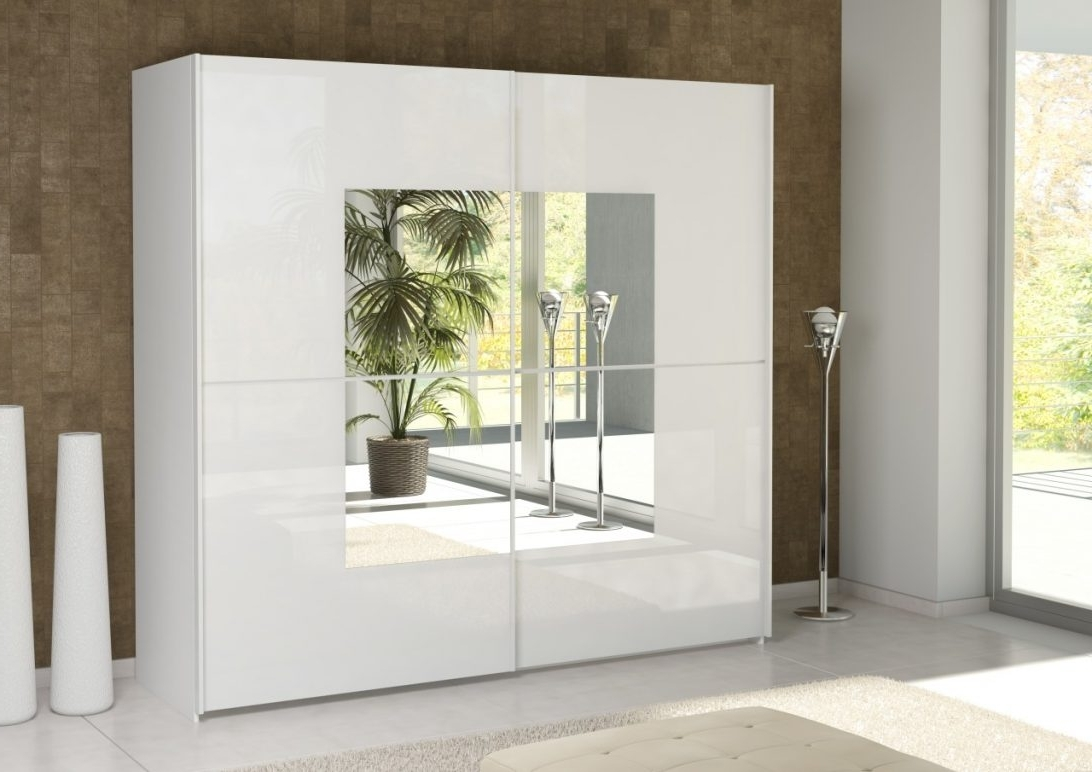 Trendy Single White Wardrobes With Mirror Pertaining To Cheap Wardrobes With Mirrors Single White Wardrobe Mirror Double (View 12 of 15)