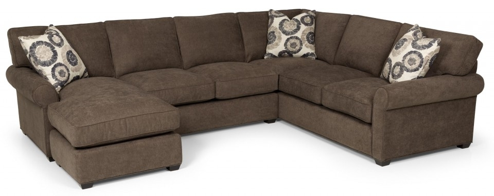 Trendy Stanton Sectional Sofa 225 – Furniture Depot Red Bluff For Craftsman Sectional Sofas (View 9 of 10)