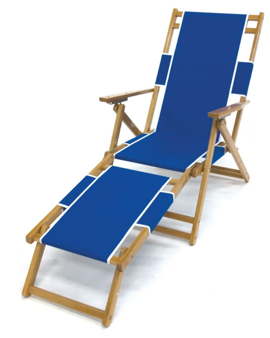 Tri Fold Beach Chair Recliner Lightweight Reclining With Umbrella  Pertaining To Most Recently Released Chaise Lounge