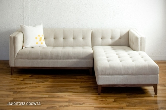 Showing Gallery of Tufted Sectional Sofas View 8 of 10 Photos