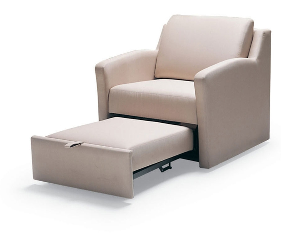 Twin Sleeper Sofa Chairs Intended For Newest Chair Twin Bed Sleeper – Smart Furniture (View 7 of 10)